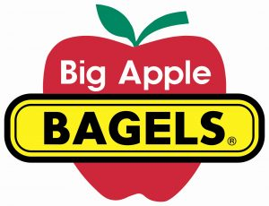 Big Apple Bagel Logo